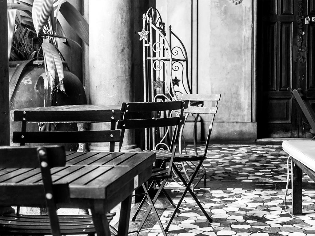 Silêncio da tarde