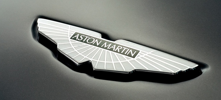Aston Martin Logo 2003 COVER